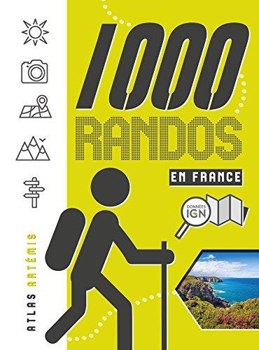 Descargar Libro 1 000 randos en France de Collectif