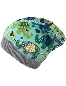 WOLLHUHN ÖKO Leichte Beanie-Mütze
