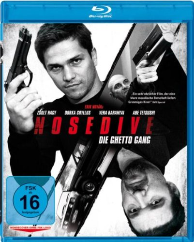 Nosedive - Die Ghetto Gang [Blu-ray]
