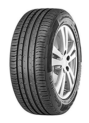 CONTINENTAL - ContiPremiumContact 5 - 205/55 R16 91V - Sommerreifen (PKW) - C/A/71