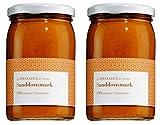 Le Specialità di Viani Sanddornmark, 100% Frucht, 2er Pack (2 x 290 g)