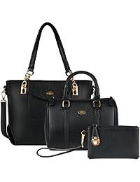 COOFIT Women's Handbag Purse Top Handle Satchel Tote Purses Handbags