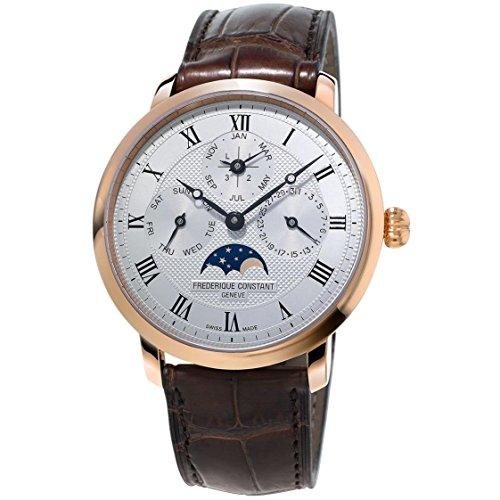 frederique-constant-slimline-perpetual-homme-42mm-bracelet-cuir-marron-automatique-montre-fc-775mc4s