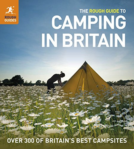 Preisvergleich Produktbild The Rough Guide to Camping in Britain 2