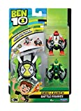 Ben 10 Omni Launch Battle Figure - Fourarms & Wildvine