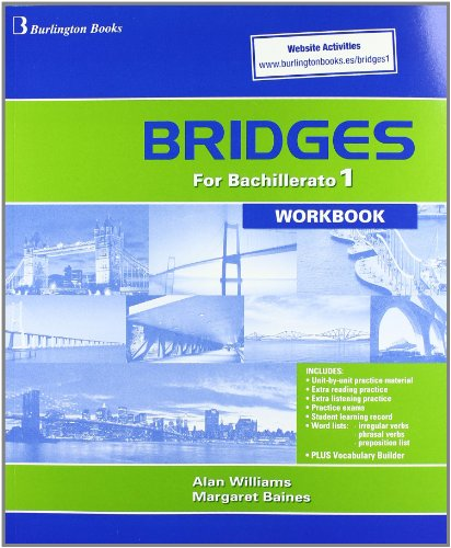 Bridges For Bachillerato 1. Workbook. Website Activities - 9789963481538