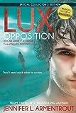 Opposition (Lux Novel) von Jennifer L. Armentrout