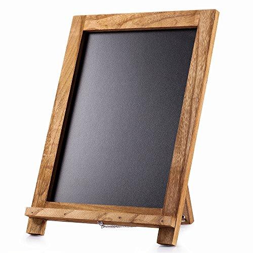 Vintage Slate Küche Tafel–Deko stehend Kreide Board für Rustikal Hochzeit und Küche Dekor (40,6x 30,5cm) (Kreide Board)
