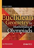Euclidean Geometry in Mathematical Olympiads: 27 (MAA Problem Book Series)