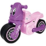 Smoby - Moto niña (56389)