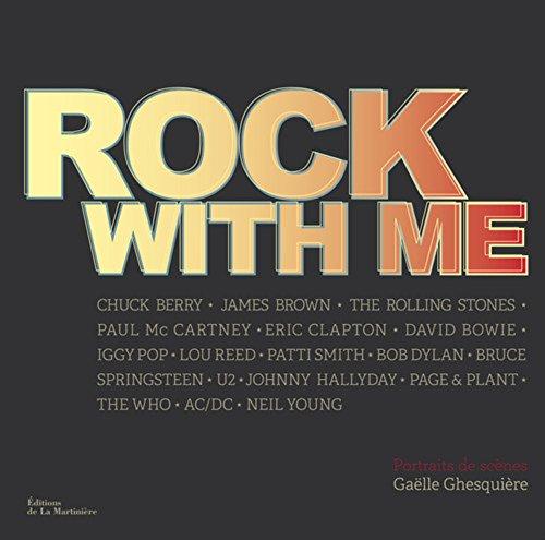 Rock with me. Portraits de scènes par Gaelle Ghesquiere