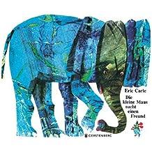 Die kleine Maus sucht einen Freund von Eric Carle (2011) Pappbilderbuch