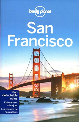 San Francisco City Guide - 1ed par Lonely Planet LONELY PLANET