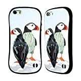 Official Turnowsky Penguins Animals 2 Hybrid Case for iPhone 5 iPhone 5s iPhone SE