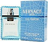 Versace Eau De Fraiche Set enthält Eau de Cologne Spray–Pack von 2