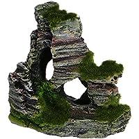 Fogun - Figura Decorativa para Acuario, diseño de pecera de rocío