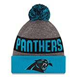 Carolina Panthers New Era 2016 NFL Official Sideline Sport Knit Hat