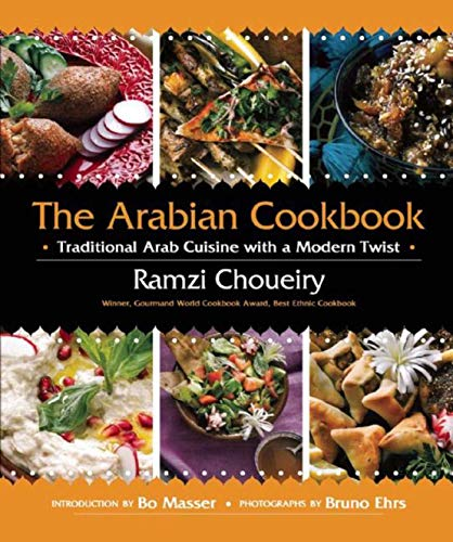 The Arabian Cookbook: Traditional Arab Cuisine with a Modern Twist Grape Leaf Dish