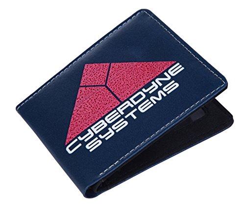 Wallets Cyberdyne Systems Terminator Mens/Womens Wallet
