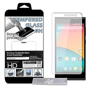 Film Protecteur d'écran en VERRE TREMPE pour SFR Starshine 4 IV Ultra Transparent Ultra Résistant INRAYABLE INVISIBLE
