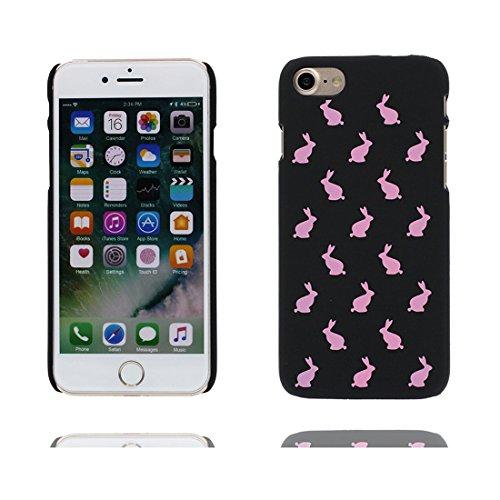 iPhone 7 Plus Custodia, Premium TPU flessibile durevole Apple iPhone 7 Plus Copertura Case 5.5 (Non per iPhone 7 4.7) Slim & Peso leggero (stelle) Cute # 1