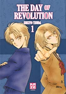The Day of revolution Edition simple Tome 1