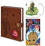 Guardians of the Galaxy (Vol. 2) Mrm05334 Gifts Bundle, Baby Groot