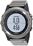 Garmin Fenix 3 GPS Multisport Watch With Outdoor Navigation