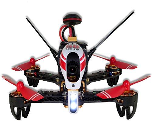 dromocopter f58sic–Racing du sic FPV Drone RTF avec télécommande Devo7