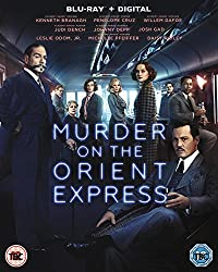 Murder On The Orient Express [Blu-ray + Digital Download] [2017]
