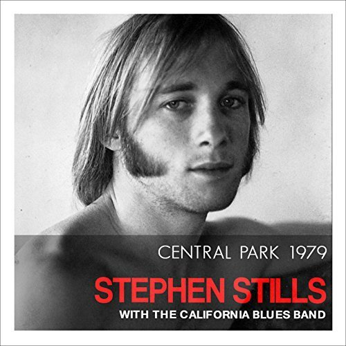 Central Park 1979 - The Full 80 Minute Broadcast On One CD by Stephen Stills Full Zip Parka