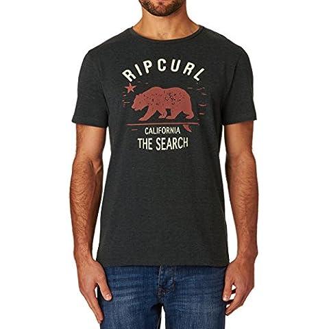 Rip Curl Search In California Tee-Maglietta da uomo