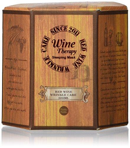Holika Holika® - Anti Falten Nachtcreme - Roter Wein - Anti Falten Pflege Nacht - Red Wine