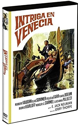 The Venetian Affair (1966) - Region Free PAL, plays in English without subtitles