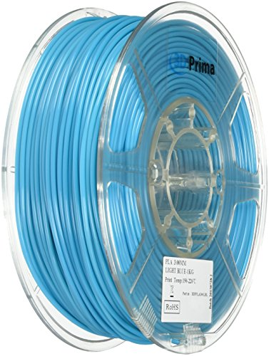 PrimaPLA™ Filamento para impresora 3D - PLA - 3mm - 1 kg bobina - Az