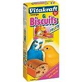 Vitakraft - 21185 - Biscuits aux Fruits Frutti P/6