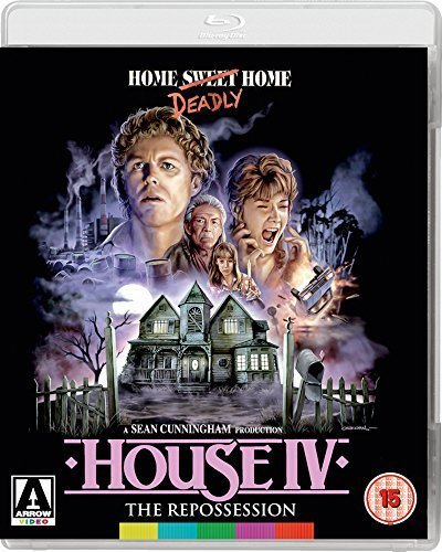House 4 [Blu-ray] [UK Import]