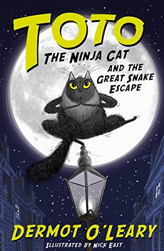 Toto the ninja cat and the great snake escape book 1 ebook dermot toto the ninja cat and the great snake escape book 1 by o fandeluxe Choice Image