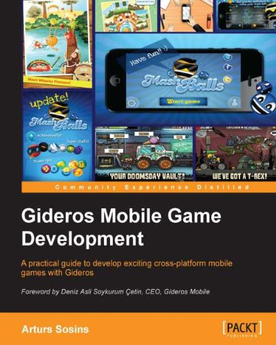 Gideros Mobile Game Development (English Edition)