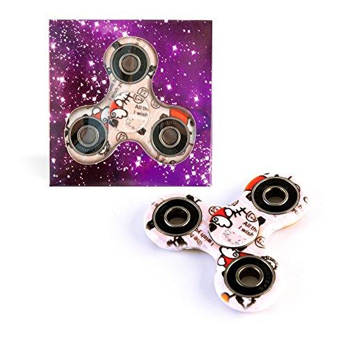 DS24 Spinner in Rosa Kitty Design - Hand Spinner - Fidget Spinner DE frei Haus