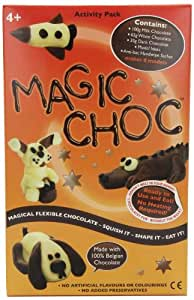 Magic Choc Flexible Modelling Chocolate Activity Pack 200 g