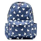Damara Segeltuch Oxford Schultasche Rucksack Für Picknick Ausflug Universität