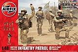 Airfix British Forces Infantery Patrol, Figuren 1:48, 03701