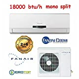 Mono Split Klimaanlage 18000BTU/h Inverter-fanair-fantini Cosmi