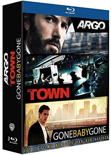 3 films réalisés par Ben Affleck - Argo + The Town + Gone Baby Gone [Édition Limitée]