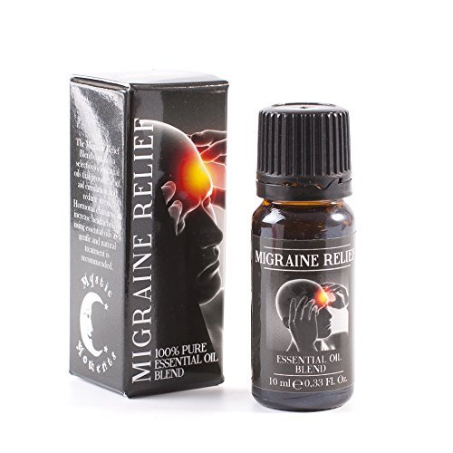 Mystic Moments Migraine Relief Essential Oil Blend - 10ml