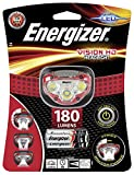 Energizer S9178 Vision HD Headlight, Black