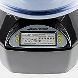 Duramaxx Pet Shop Boy Tierfutter Futterspender Futterautomat elektrisches Futternapf für Hunde und Katzen ( 5,5l , programmierbar zu festen Uhrzeiten, Sprachaufnahme zum rufen) schwarz - 5