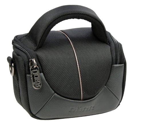 Dörr YUMA XS Fototasche für Systemkamera oder Camcorder schwarz/silber
