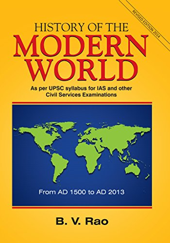 History of the modern world ebook bv rao amazon kindle store history of the modern world by rao bv gumiabroncs Choice Image